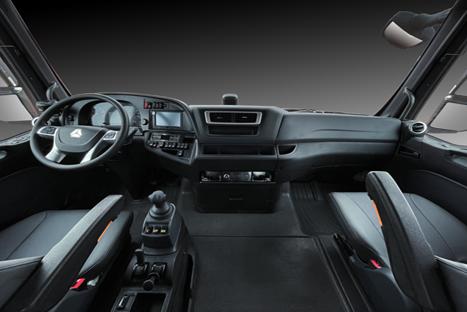 质领国六新时代 顶级奢华配置 超高顶驾驶室全面升级